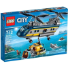 LEGO 60093-LEGO City-Mélytengeri helikopter