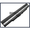 A31-UL80 4400 mAh 8 cella fekete notebook/laptop akku/akkumulátor utángyártott