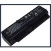 Presario CQ20-300 Series 4400 mAh 6 cella fekete notebook/laptop akku/akkumulátor utángyártott