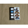 Panini 2014-15 Immaculate Collection Quad Materials #8 Arron Afflalo/Kenneth Faried/Ty Lawson/Wilson Chandler/49