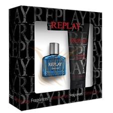 Replay Essential For Him Szett 30+100 kozmetikai ajándékcsomag