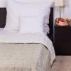 NATURTEX Bőrhatású ágytakaró (Moha-krémszín, 140x200 cm)