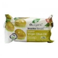 Dr. Organic Dr.Organic Olíva szappan 100 g tusfürdők