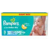 Pampers Active Baby 3 Midi Giant Box Pelenka, 108 db