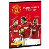 Ars Una Manchester United sima füzet A/5