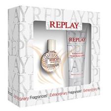 Replay For Her Szett 20+100 kozmetikai ajándékcsomag