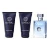 Versace Pour Homme férfi ajándék szett (eau de toilette) Edt 50ml + Sg 50ml + Asb 50ml