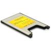 DELOCK CARD READER DELOCK PCMCIA kártyaolvasó Compact Flash-hez (91051)