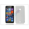 Microsoft Microsoft Lumia 535 szilikon hátlap - S-Line - transparent