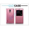 Samsung Samsung SM-G900 Galaxy S5 S View Cover flipes hátlap - EF-CG900B utángyártott - pink