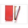 Slim Slim Flip bőrtok - Apple iPhone 6 Plus - piros
