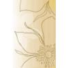 Paradyz Ambrozja Giallo A 25x40x8,1 fürdőszoba dekorlap