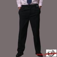 Pincér vagy felszolgáló nadrág férfi munkaruha