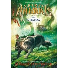Könyvmolyképző Kiadó Maggie Stiefvater: Spirit Animals - Szellemállatok 2. könyv: A hajsza gyermek- és ifjúsági könyv