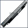 R409CA 2200 mAh 4 cella fekete notebook/laptop akku/akkumulátor utángyártott