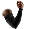 McDAVID AKTÍV Multisport Kompressziós Dobókar Sleeve 1 Pár Fekete V (behajlított könyök átmérője: 32-36 cm)