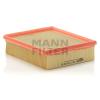 MANN FILTER C22120 Levegőszűrő OPEL VECTRA 1.7 TD