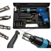 BGS Technic Ponthegesztés lefúró levegős pisztoly készlet BGS (9-3205)
