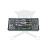 Jonnesway Tools Menetmetsző-fúró klt. tálcás (AG10001SP)