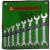 Jonnesway Tools Villás-villáskulcs klt. 08 db (W25108S)