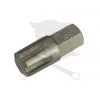 BGS Technic Bit ribe M12 - 10 mm h: 30 mm (9-4767)