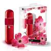 B3 Onyé Fleur - klasszikus rúdvibrátor (piros)