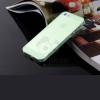 Iphone 5-5S -5G műanyag tok - zöld