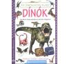 CSENGŐKERT KIADÓ / ZAGORA FOGLALKOZTATÓ: DÍNÓK /JÁTÉKOS ISMERKEDÉS A DÍNÓK VILÁGÁVAL gyermek- és ifjúsági könyv