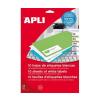 APLI etikett univerzális 485x254 mm 440 APLI etikett /csomag