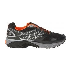 The North Face M Ultra Equity, Fekete/Narancs, 41