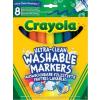 Crayola Extra-lemosható vastag filctoll 58-8328