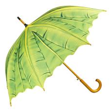 Pálmatetős autómata esernyő
