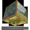 V-Cube V-CubeTM 3x3 versenykocka, Van Gogh