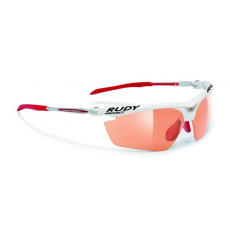 Rudy Project Magster Racing White - ImpactX™ Photochromic Red lencsével