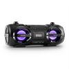 Auna Soundblaster M, max. 50W, boombox bluetooth 3.0-val, CD/MP3/USB, FM, LED