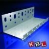 KBL-Hungária Hõszigetelõ alumínium lábazati indítóprofil 0,6 mm x 2,5 m x 40 mm