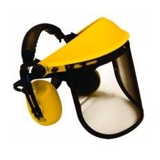 Homelite Védőálarc fülvédővel