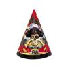 Party kalóz kalap Pirate Bounty 8db-os