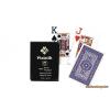 Piatnik plasztik römi kártya 2*55 lap 4 indexes, műanyag dobozos