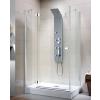 Radaway Radaway Fuenta New KDJ szögletes zuhanykabin 900x900x2000