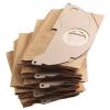 Karcher Papírporzsák (5 db) A és WD típusú porszívókhoz