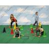 Tactic Sport Aktívj játék pszichomotorikus mozgásfejlesztő eszközpark C készlet
