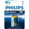 Philips Ultra 9V elem (6LR61E1B/10)