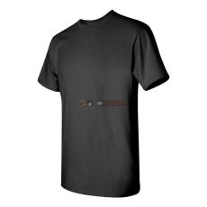Gildan Kereknyakú póló Fekete XL