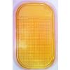 Autós csúszásgátló tapadó telefon-, érme alátét nanopad NANO PAD nano-pad SÁRGA (sárga színben)