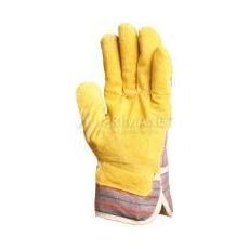 EP® Bőr rakodókesztyű marhahasíték tenyérbéléssel, sárga (204)