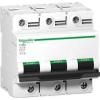 Schneider Electric Kismegszakító  Acti9  C120H 3P 63 A 15 kA D A9N18511  - Schneider Electric