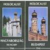 - HOLOCAUST - MAGYARORSZÁG/BUDAPEST 1944 - TÉRKÉP
