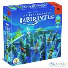 Drei Magier Spiele Elvarázsolt Labirintus társasjáték