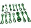 CableMod CM-Series V/VS Cable Kit - zöld tápegység